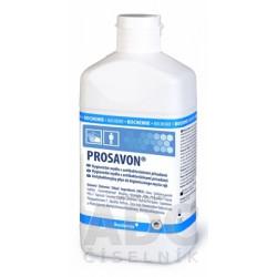 PROSAVON - do nástenného dávkovača tekuté mydlo s antibakteriálnou prísadou 1x500 ml