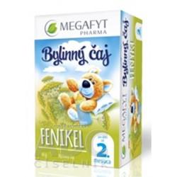 AGROKARPATY VYSOKÝ TLAK čaj s hlohom bylinný čaj, čistý prírodný produkt, 20x2 g (40 g)