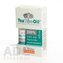 Dr. Müller Tea Tree Oil 100% čistý ROLL-ON olej 4 ml