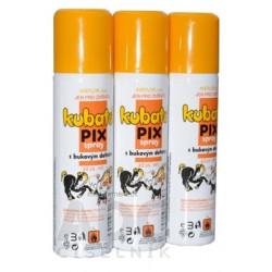 Kubatol Pix spray s bukovým dechtom 150 ml