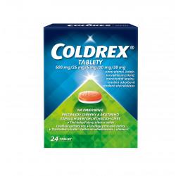 COLDREX TABLETY 24 ks