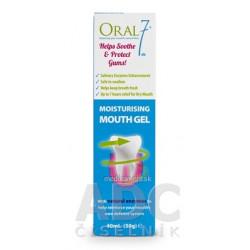 OralSeven zvlhčujúci ústny gél 1x40 ml