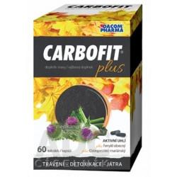 CARBOFIT Plus cps 1x60 ks