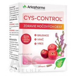 Arkopharma CYS-CONTROL 20 kapsúl