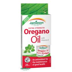 JAMIESON OREGANOVÝ olej s vitamínom E 25 ml