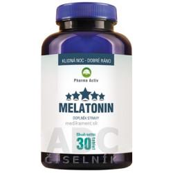 Pharma Activ MELATONIN tablety 30 ks
