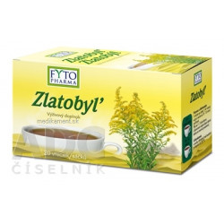 FYTO Zlatobyľ 20x1,5 g (30 g)