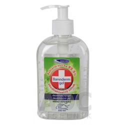 Bannderm gel dezinfekčný gél 1x300 ml