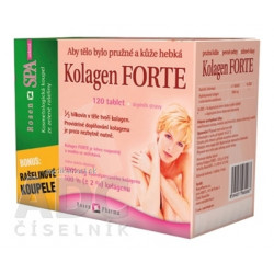 KOLAGÉN Forte - RosenPharma tbl 1x120 ks