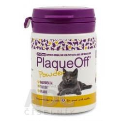 ProDen PlaqueOff Powder pre mačky, starostlivosť o papuľu, 1x40 g