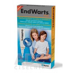 EndWarts PEN roztok v pere na bradavice 1x3 ml