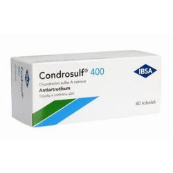Condrosulf 400 mg 60 kapsúl