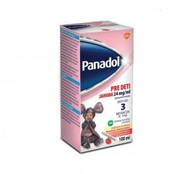 Panadol PRE DETI JAHODA 24 mg/ml sirup 100 ml