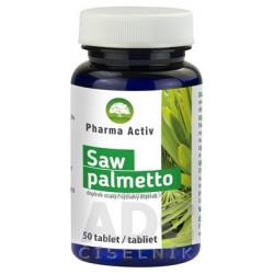Pharma Activ Saw palmetto tbl 1x50 ks