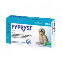 FYPRYST PSY 268 mg 20-40 kg roztok na kvapkanie na kožu 1 x 2,68 ml