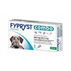 FYPRYST PSY combo 268 / 241,2 mg 20-40 kg roztok na kvapkanie na kožu 1 x 2,68 ml