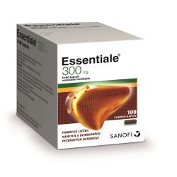 Essentiale 300 mg kapsuly 100 ks