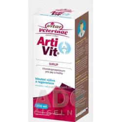 VITAR Veterinae Artivit Sirup 1x200 ml