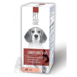 PET HEALTH CARE Starostlivosť o oči roztok 1x100 ml