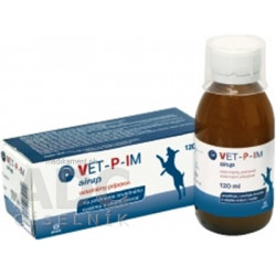 VET-P-IM sirup 1x120 ml