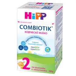 HiPP 2 BIO Combiotik mlieko 500 g