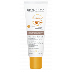 BIODERMA Photoderm M SPF 50+ gél-krém 40 ml