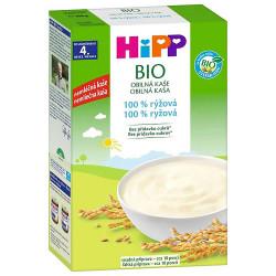 HiPP BIO KAŠA Obilná 100% ryžová nemliečna 200 g