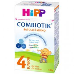 HiPP 4 JUNIOR Combiotik mlieko 500 g