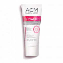 ACM DÉPIWHITE zosvetľovacia zlupovacia maska 40 ml