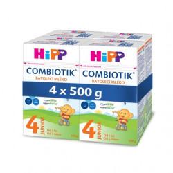 HiPP 4 JUNIOR Combiotik mlieko 4 x 500 g