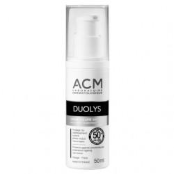 ACM DUOLYS ochranný krém SPF 50+ proti starnutiu pleti 50 ml