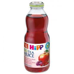 HiPP BIO NÁPOJ so šťavou z červených plodov a šípkovým čajom 500 ml