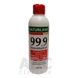 NATURLAND 99,9 Dezinfekčný gél na ruky 100 ml