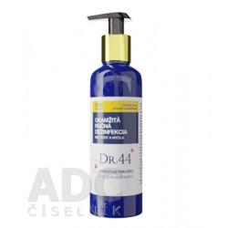 DR.44 OKAMŽITÁ RUČNÁ DEZINFEKCIA antibakteriálny gél (75% etanol) 200 ml