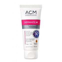 ACM DÉPIWHITE.M tónovaný ochranný krém SPF 50+ 40 ml