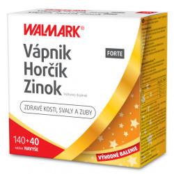 Walmark Vianoce Vápnik Horčík Zinok Forte 140+40 tabliet