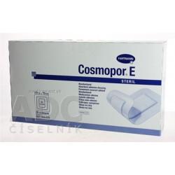 COSMOPOR E náplasť sterilná s mikrosieťkou (20x10 cm) 1x25 ks
