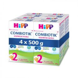HiPP 2 BIO Combiotik mlieko 4 X 500 g