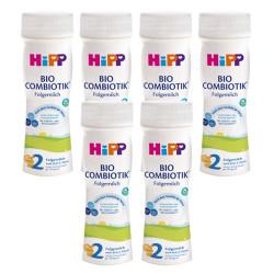 HiPP 2 BIO Combiotik mlieko 6 X 200 ml