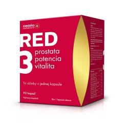 GS Cemio RED3 kapsuly 90 ks