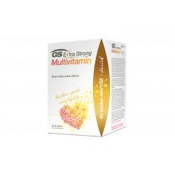 GS Extra Strong Multivitamín tablety 60+60 ks + darček 2021