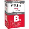 Vitabalans VITA B12 1 mg žuvacie tablety s príchuťou mäty 130 ks
