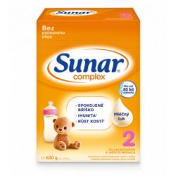 Sunar Premium 3 mliečna výživa 700 g