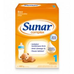Sunar Premium 4 mliečna výživa 700 g