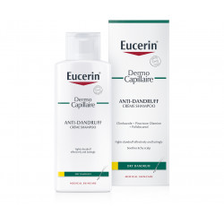 Eucerin DERMOCAPILLAIRE šampoń proti suchým lupinám 250 ml
