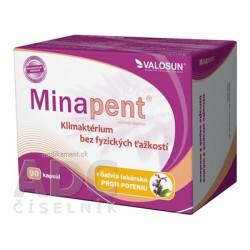 VALOSUN Minapent + šalvia cps 1x90 ks