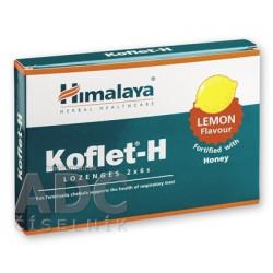 Himalaya Koflet-H Lemon pas ora 1x12 ks
