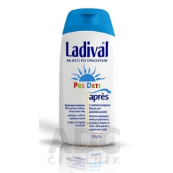 Ladival PRE DETI apres mlieko po opaľovaní 1x200 ml