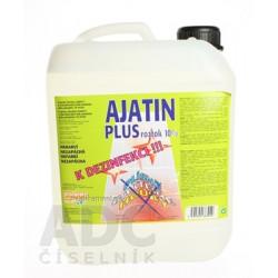 AJATIN PLUS ROZTOK  10% 1x5000 ml
