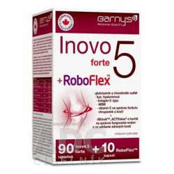 BARNYS INOVO 5 forte tablety 90 ks + RoboFlex kapsuly 10 ks